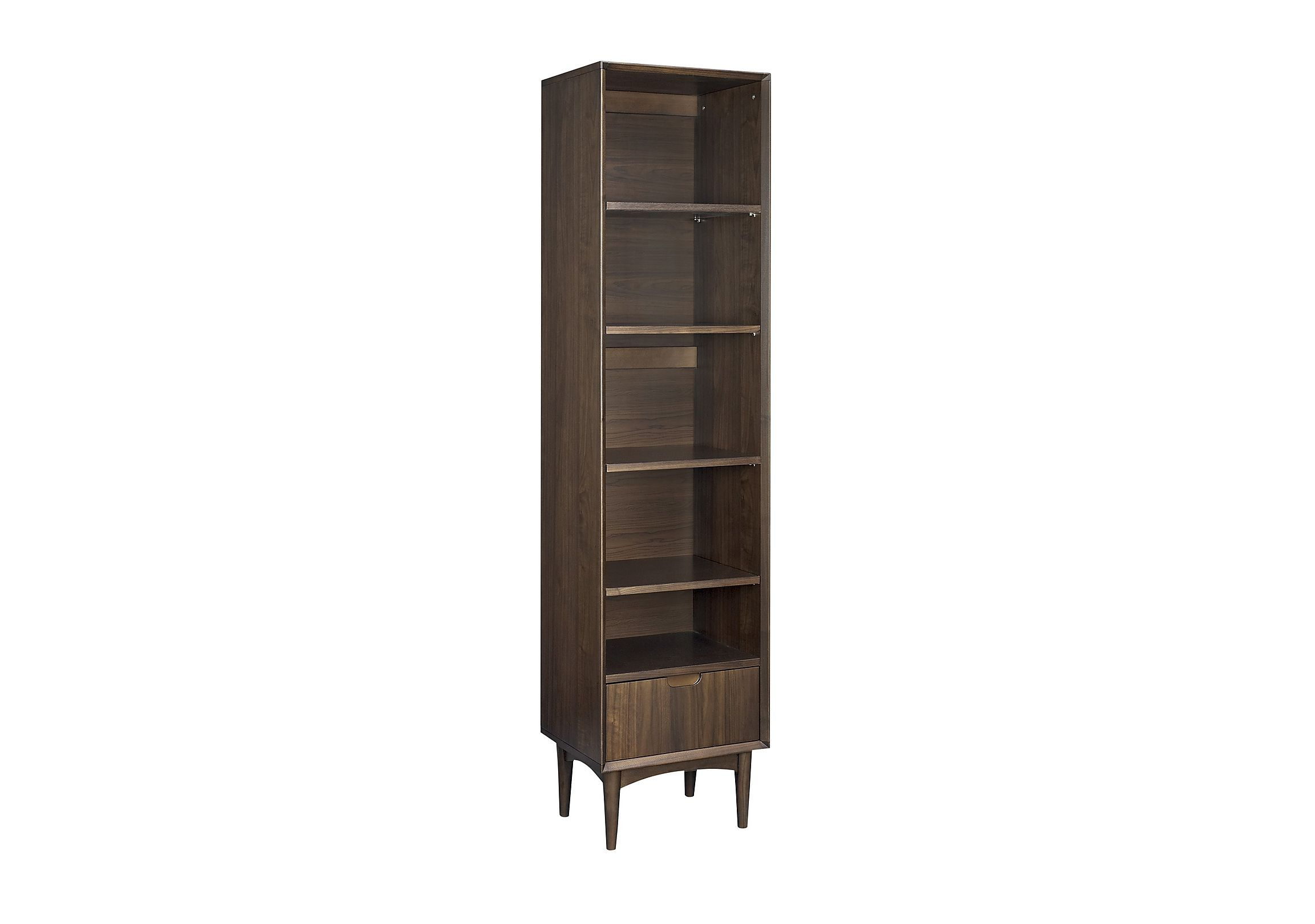 Nexus Narrow Bookcase - Furniture Village