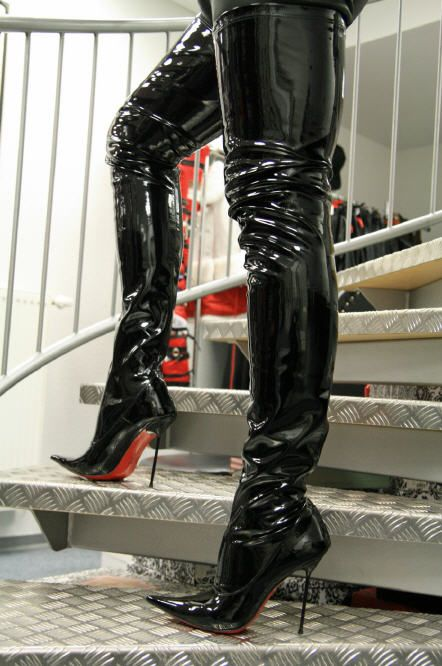 Und Unlimited HeelsOverknee High Fashion StiefelPumps 4AjL5R