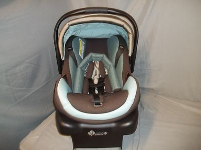Safety 1st Onboard 35 Air Infant Car Seat Base Pegasus Brown Blue
