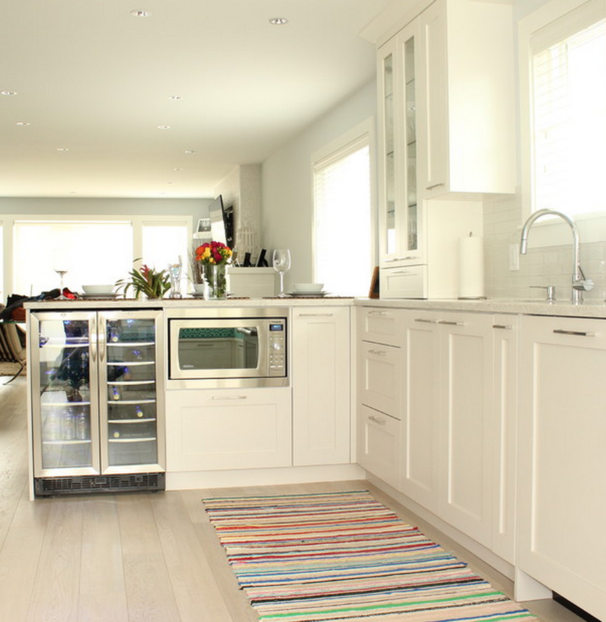 Love This Kitchen Design By @Cornerstone Kitchens U0026 Design Ltd Featuring  The Aquabrass Studio Faucet