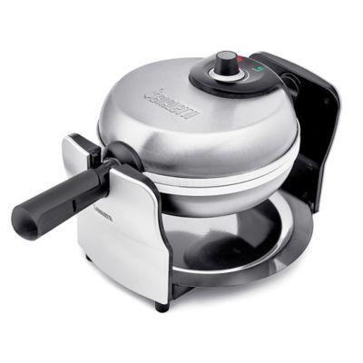 Bialetti Ceramic Rotating Waffle Maker Bedbathandbeyond Com