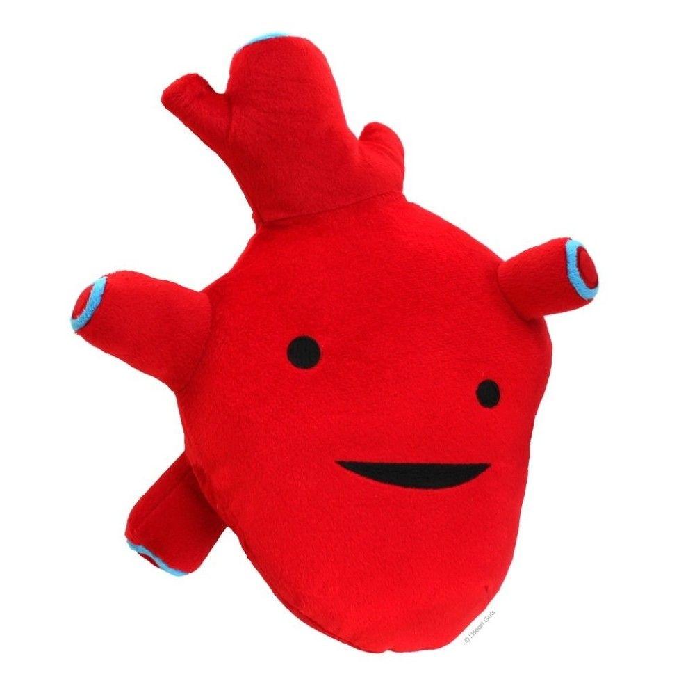 27 Delightfully Mushy Gifts For Anyone Who Loves Love Heart Plush Animal Plush Toys Plush