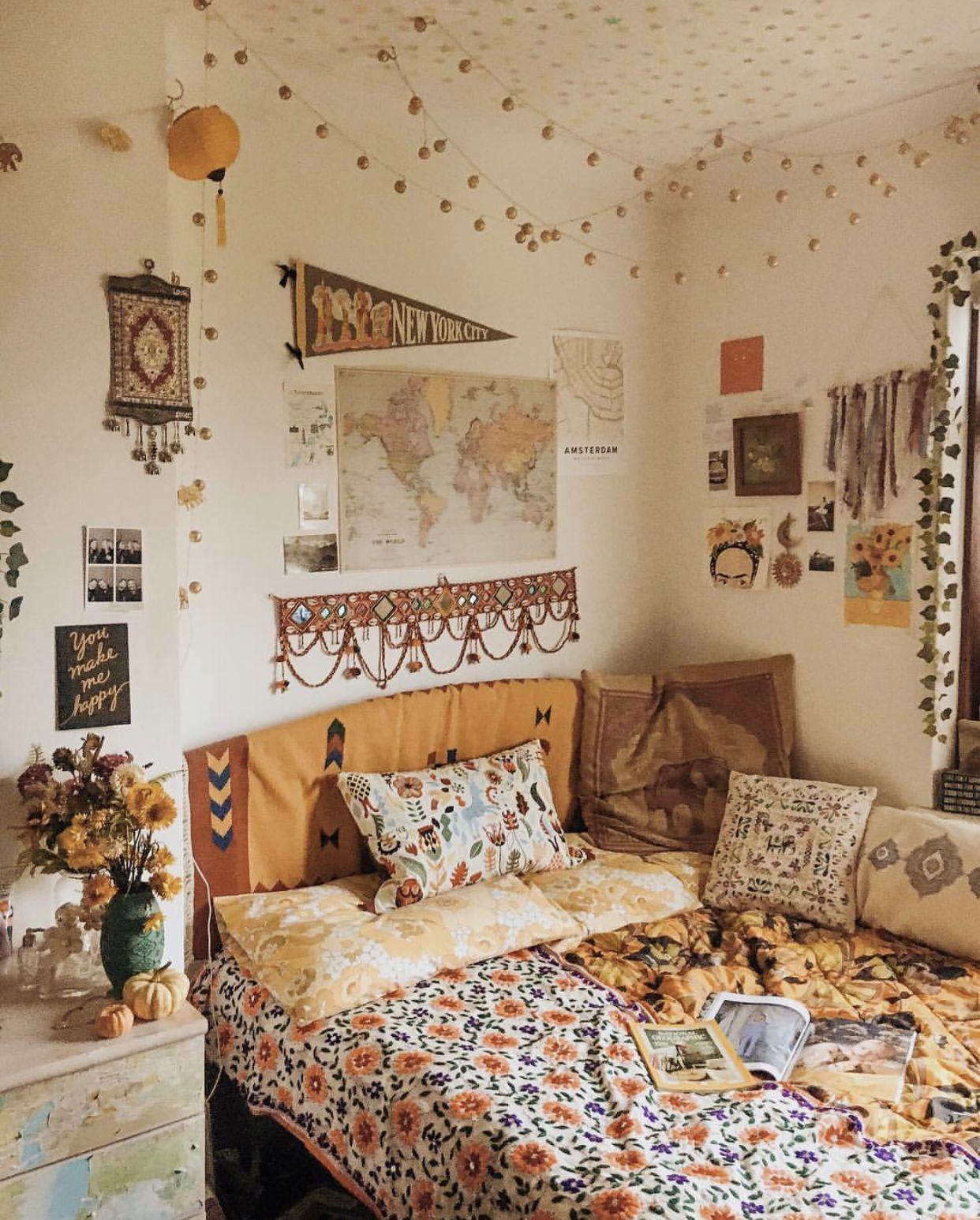 Camere Da Letto Anni 80 boho bedroom   idee arredamento camera da letto, arredamento