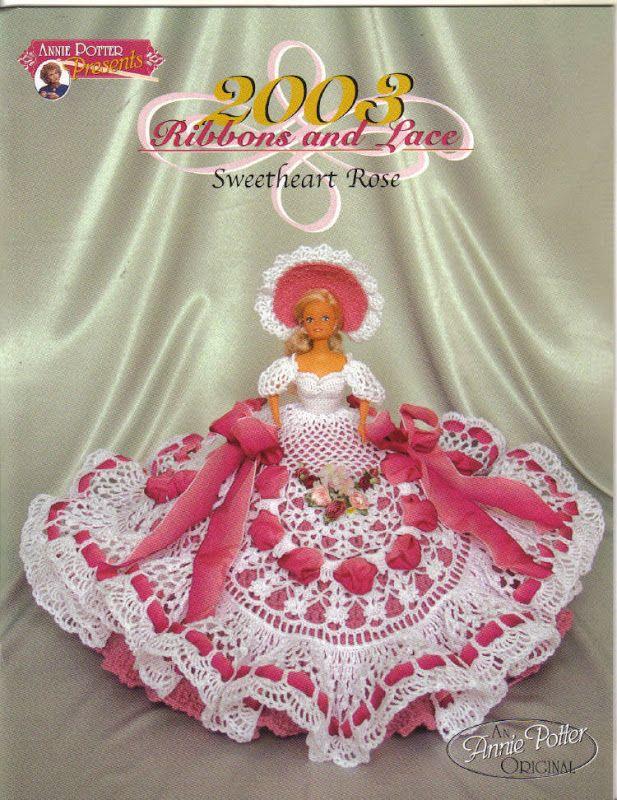 Pin de Jannie Onstenk en Barbie gehaakte baljurk | Pinterest ...