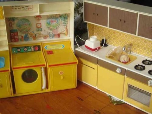 Barbie Kitchen With Working Sink