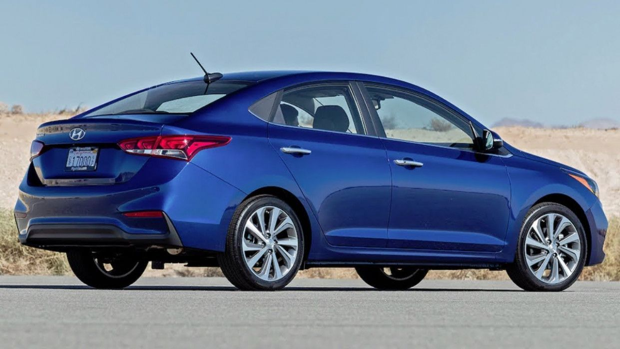 Hyundai Accent 2020 Performance And New Engine Hyundai Accent Hyundai Accent Hatchback