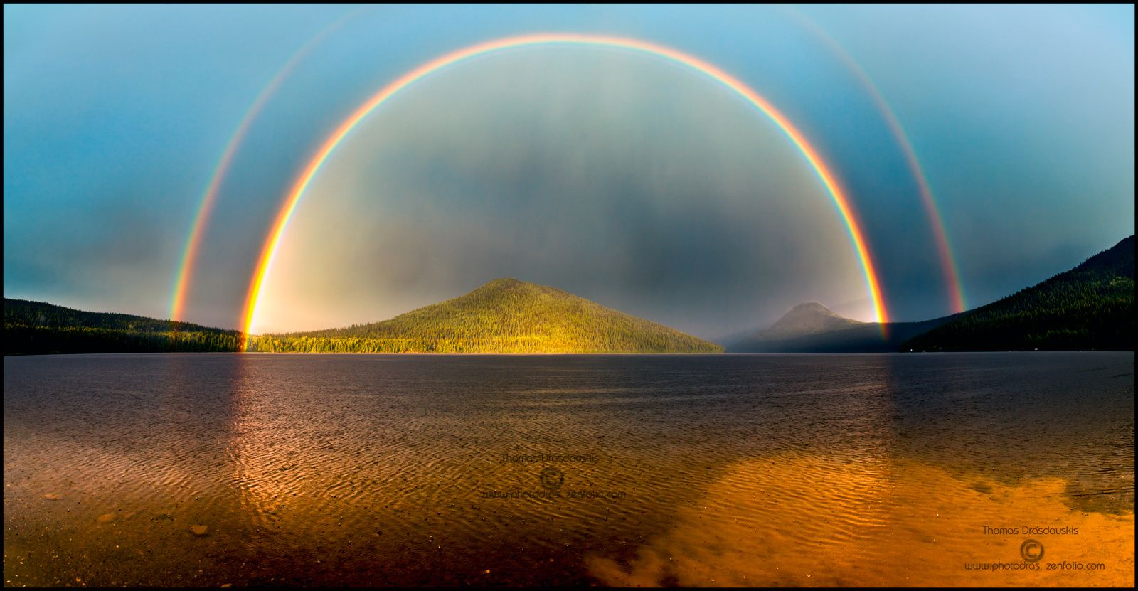Image result for Double rainbow