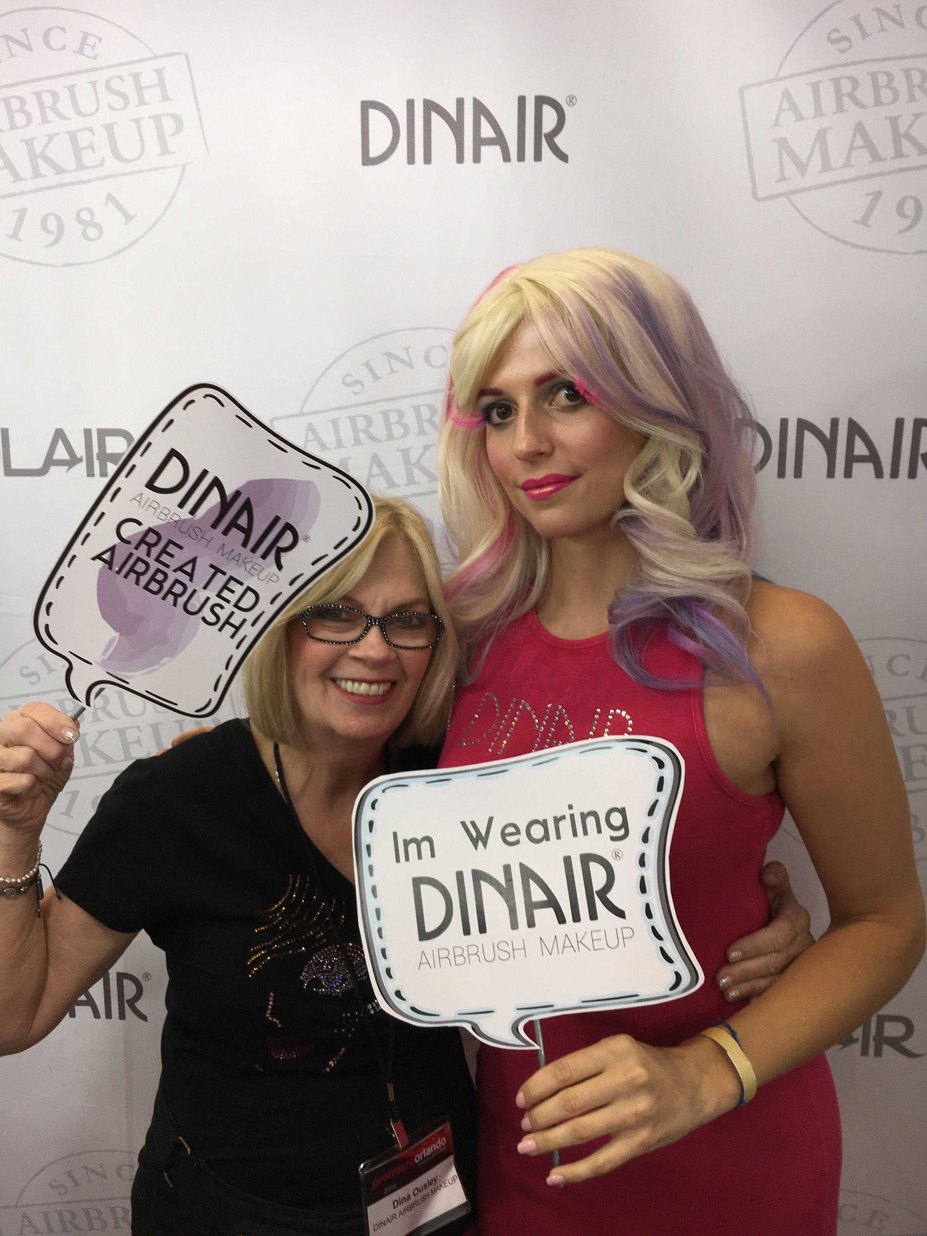 Dinair Personal Pro Kit! Airbrush makeup kit, Makeup