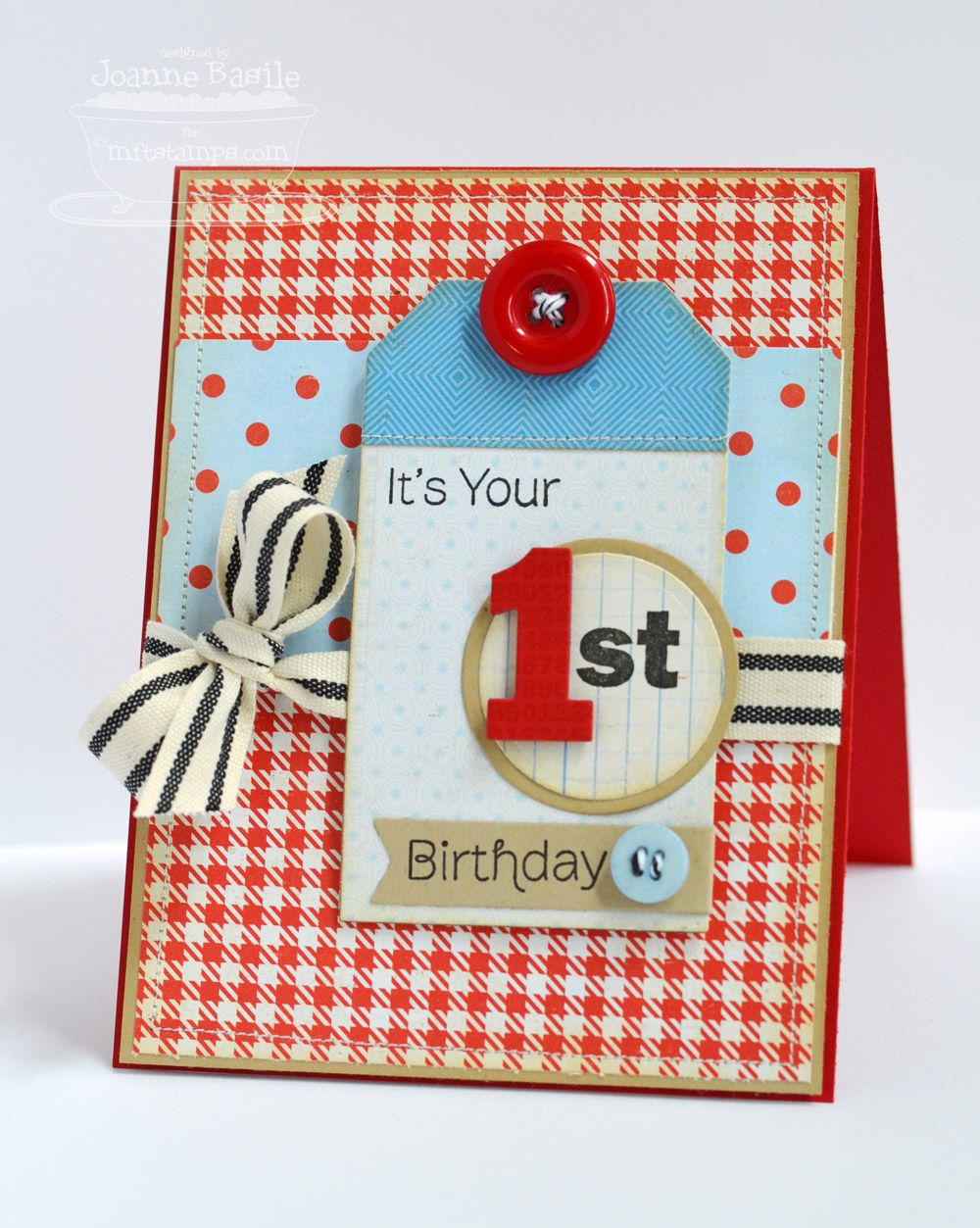 Just A Little Something First Birthday Cards 1st Birthday Cards Birthday Cards