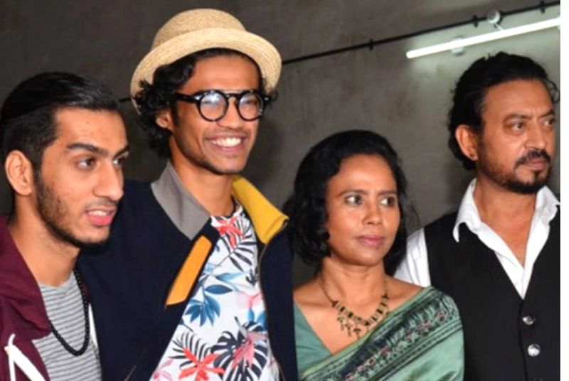 Statement from Irrfan Khan's Family – His wife Sutapa and sons Babil, Ayaan