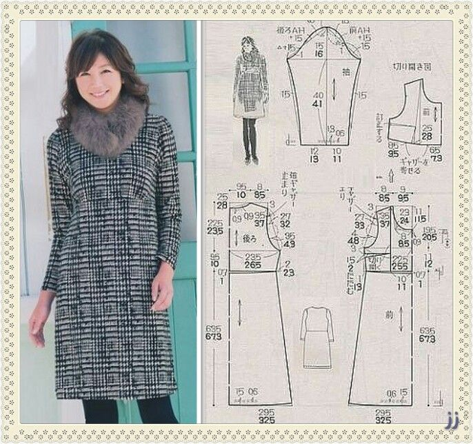 Pin de janejong en sewing: clothes 2 | Pinterest | Costura, Abrigos ...