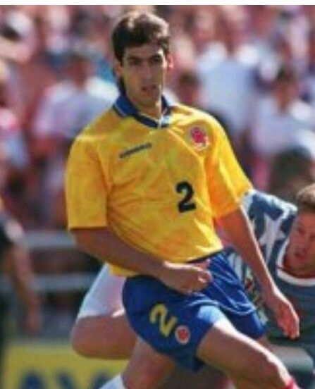 Andrés Escobar remembering  from  Cup of 1994