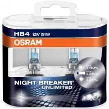 Osram Hb4 9006 Fog Light Bulbs Bulb Headlight Bulbs Beams