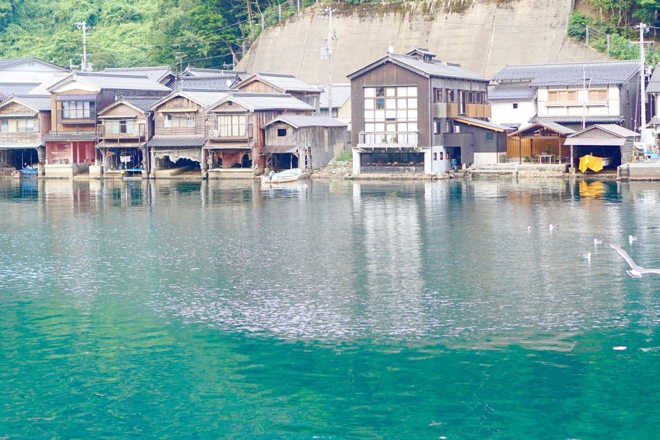 Ine: A Small, Quiet Fishing Town In Kyoto