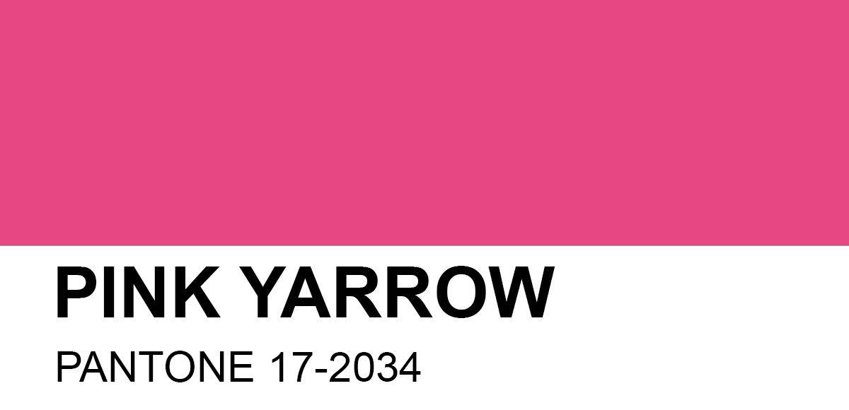 Resultado de imagem para pink yarrow pantone