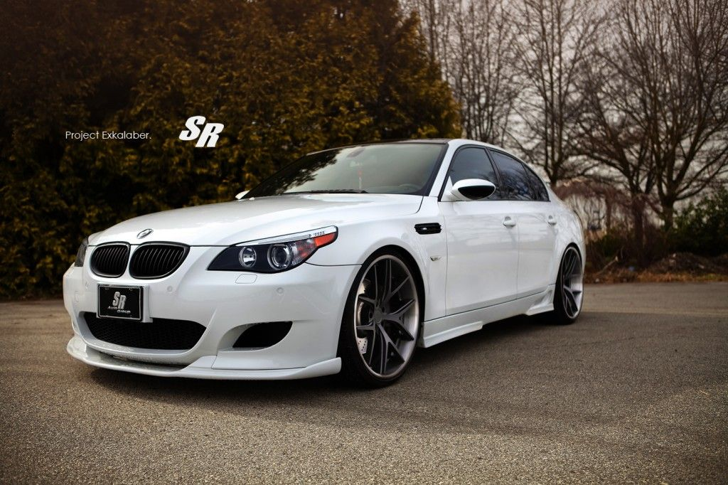 Custom Silver Bmw M5 Wallpapers Hd Bmw M5 Bmw Bmw E60