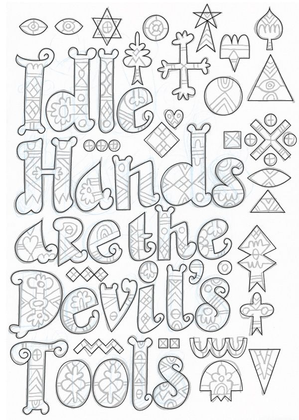 Creating Imaginative Typography with Adobe Illustrator
