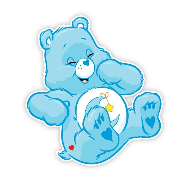 Care Bears Wall Graphics From Walls 360 Share Bear On Cupcake Bear Images Care Bear Care Bears Cousins