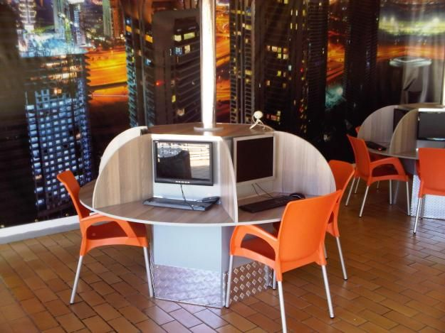 Internet Cafe Design Ideas Free Internet Cafe Design Idea