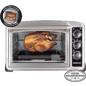 Farberware Convection Countertop Oven Stainless Steel At Walmart