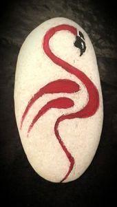 Die besten gemalten Rock-Art-Ideen, die Sie tun können. #PebbleArt #RockArt #Pe...