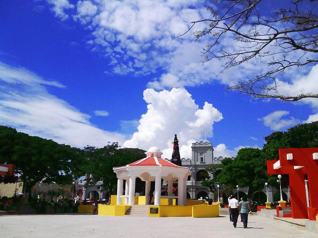 Parque De Jutiapa Jutiapa Pinterest Parque Y Departamentos # Muebles Fiesta Jutiapa