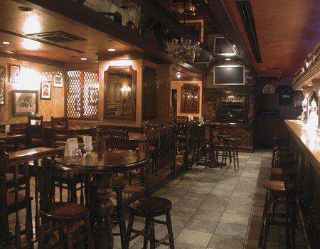 traditional irish interior design Hobgoblin Shibuya Akasaka