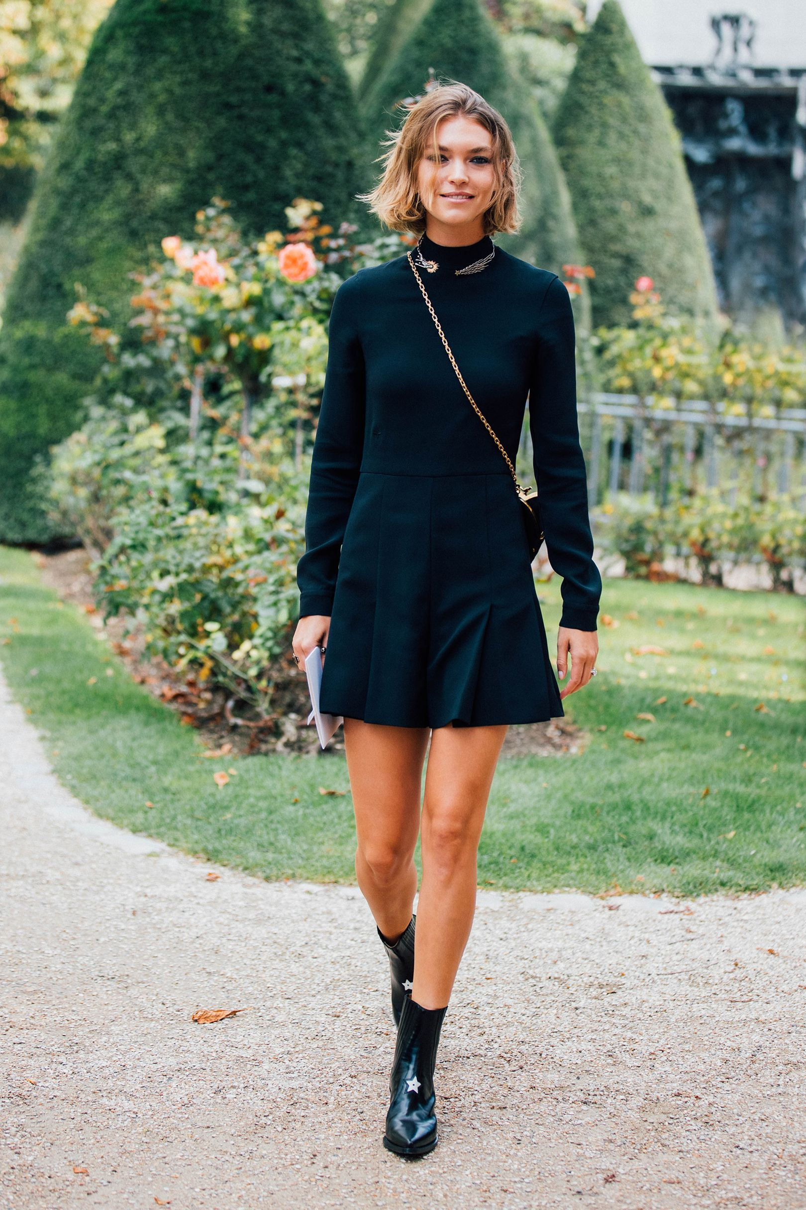The Dior Gang S Best Street Style Looks Fabulous Fashions