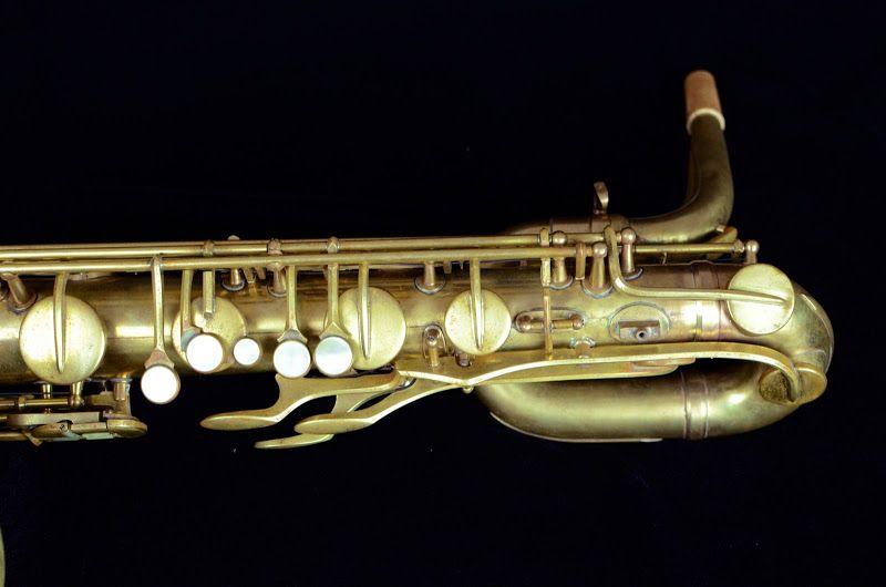 GetASax.com - Martin The Martin Baritone Saxophone Fresh Overhaul