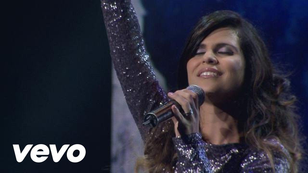 Aline Barros Deus Do Impossivel Video Ao Vivo Musicas Mais