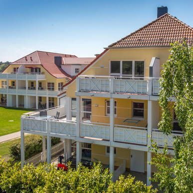 Apartments auf Usedom H+ Hotel Ferienpark Usedom Style