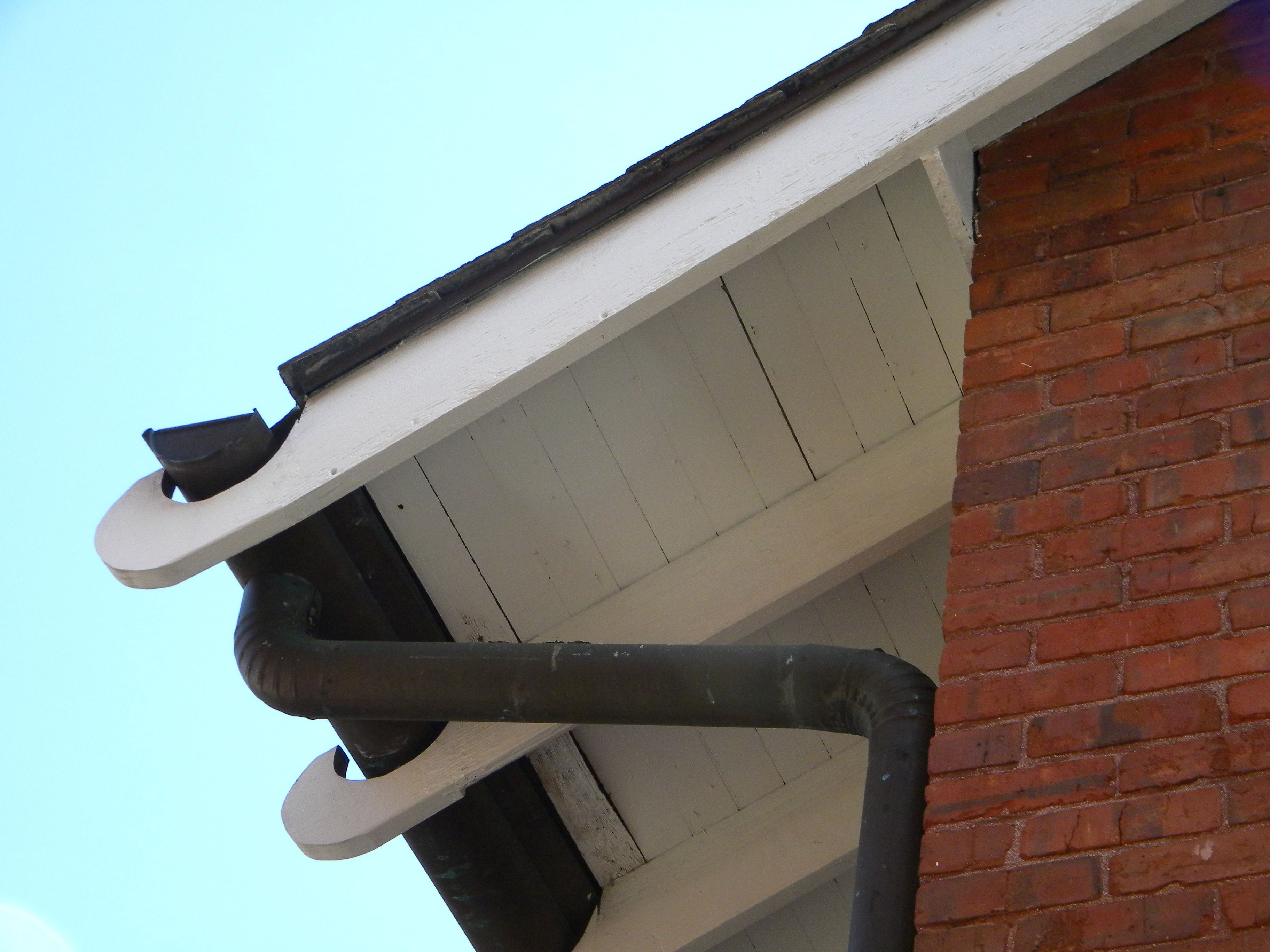 Roof Rafters Brackets Amp Heavy Timber Pavilion Timber Frame