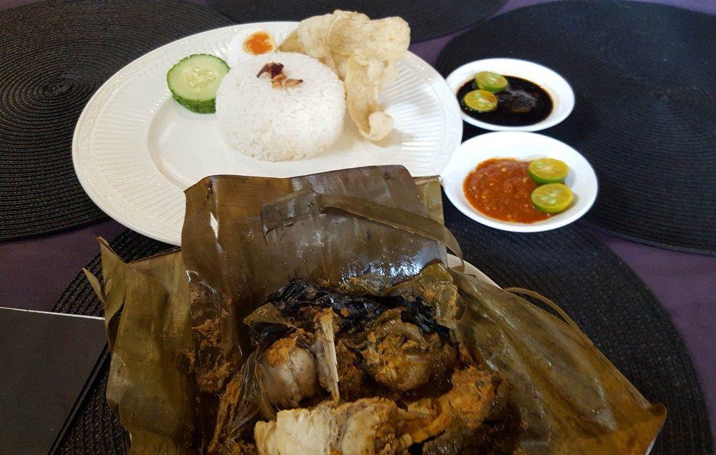 Laksa Johor Best Johorean Food Kesum Art Restaurant Penang Botok Botok Art Restaurant Laksa Malay Food