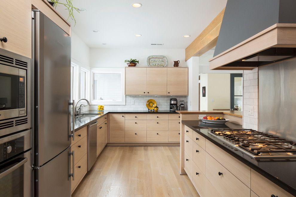 Pretty Kitchen Contemporary Design Ideas For Beech Kitchen Cabinets Decorating Idea Wooden Kitchen Cabinets Beech Kitchen Cabinets Scandinavian Interior Design