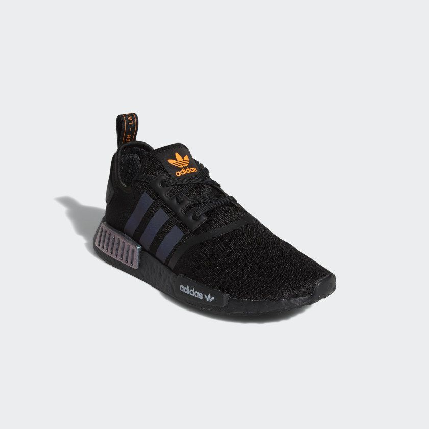 Nmd R1 Shoes In 2020 With Images Black Shoes Shoes Adidas Nmd R1