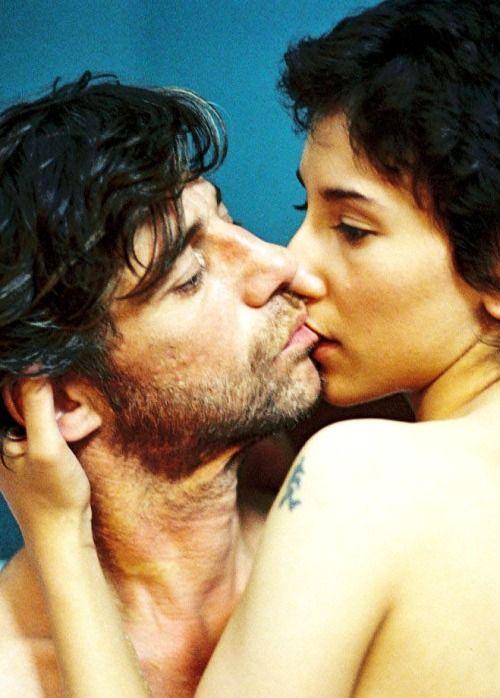 2004 Head-On | Director: Fatih Akin IMDb 8.0 http://www.imdb.com/title/tt0347048/?ref_=nm_knf_i1 | Birol Ünel (Cahit) & Sibel Kekilli (Sibel)