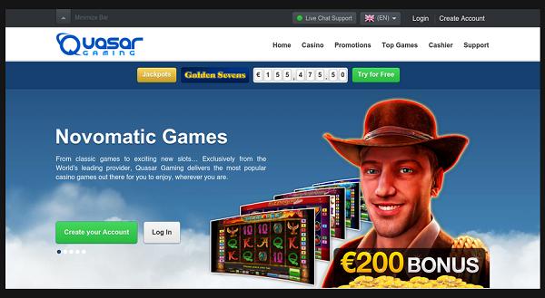 Quaser Casino