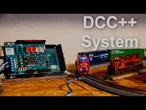 HD} DCC++ System Review! The Cheapest DCC System Available