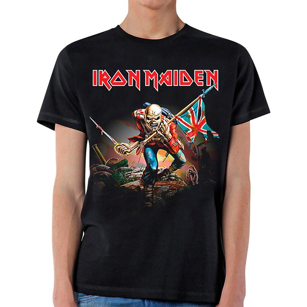 Iron Maiden The Trooper T-Shirt S