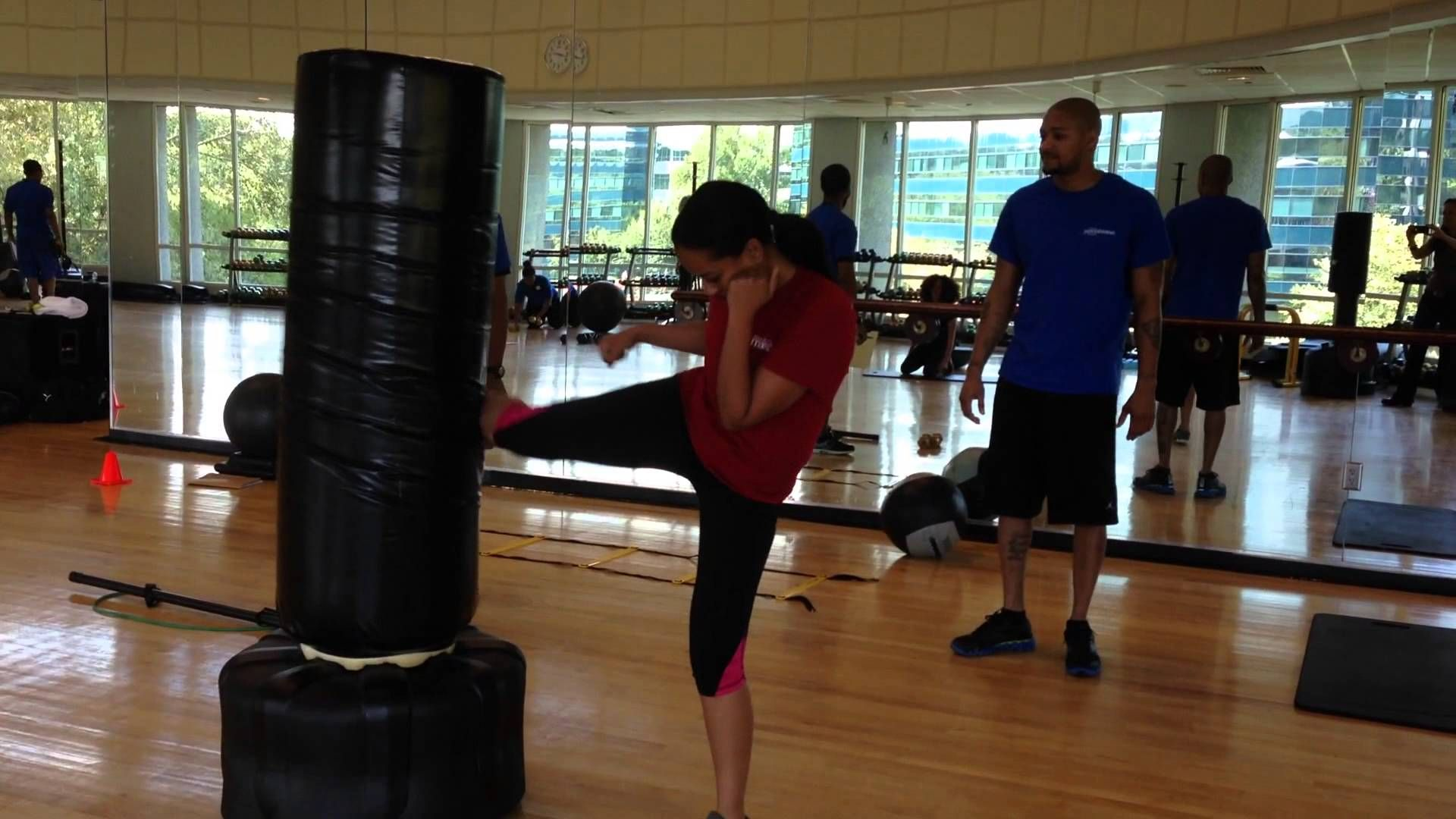 Atlanta Personal Trainer Program, Concourse Athletic Club