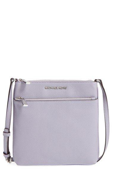 ba2262e61021 MICHAEL Michael Kors  Small Riley  Leather Crossbody Bag