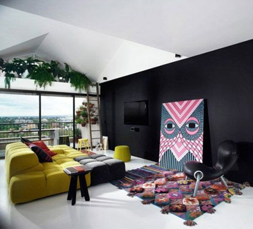Fun and modern home Interior Design Ideas, Modern Furniture Design