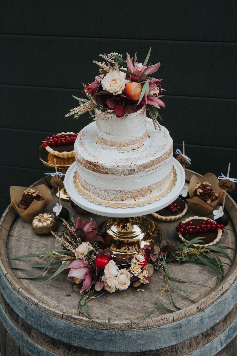 Herbstliche Hochzeitstorten Sweets Wedding Cake Pinterest