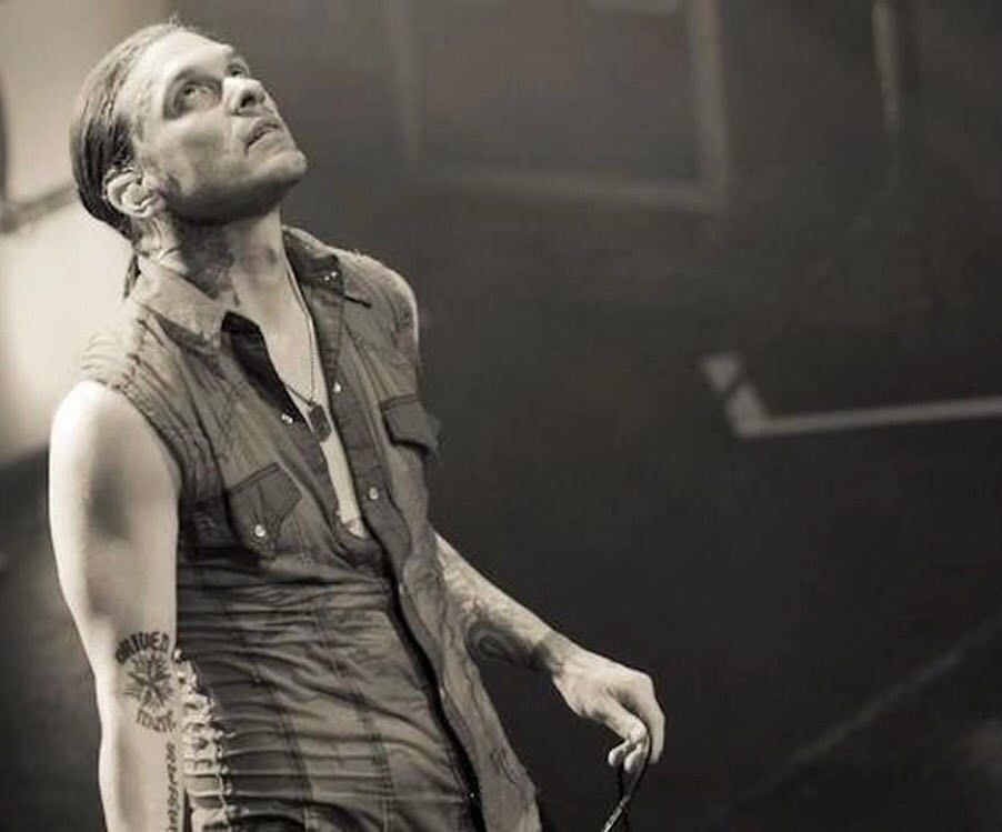 """75 Likes, 3 Comments - The Crow & The Butterfly (@thecrow_thebutterfly) on Instagram: """"#shinedown #shinedownnation #shinedownfamily #shinedownforever #shinedownfanforlife #brentsmith"""""""