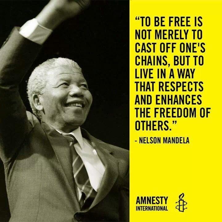 International Mandela Day Sat Nelson Mandela Human Rights