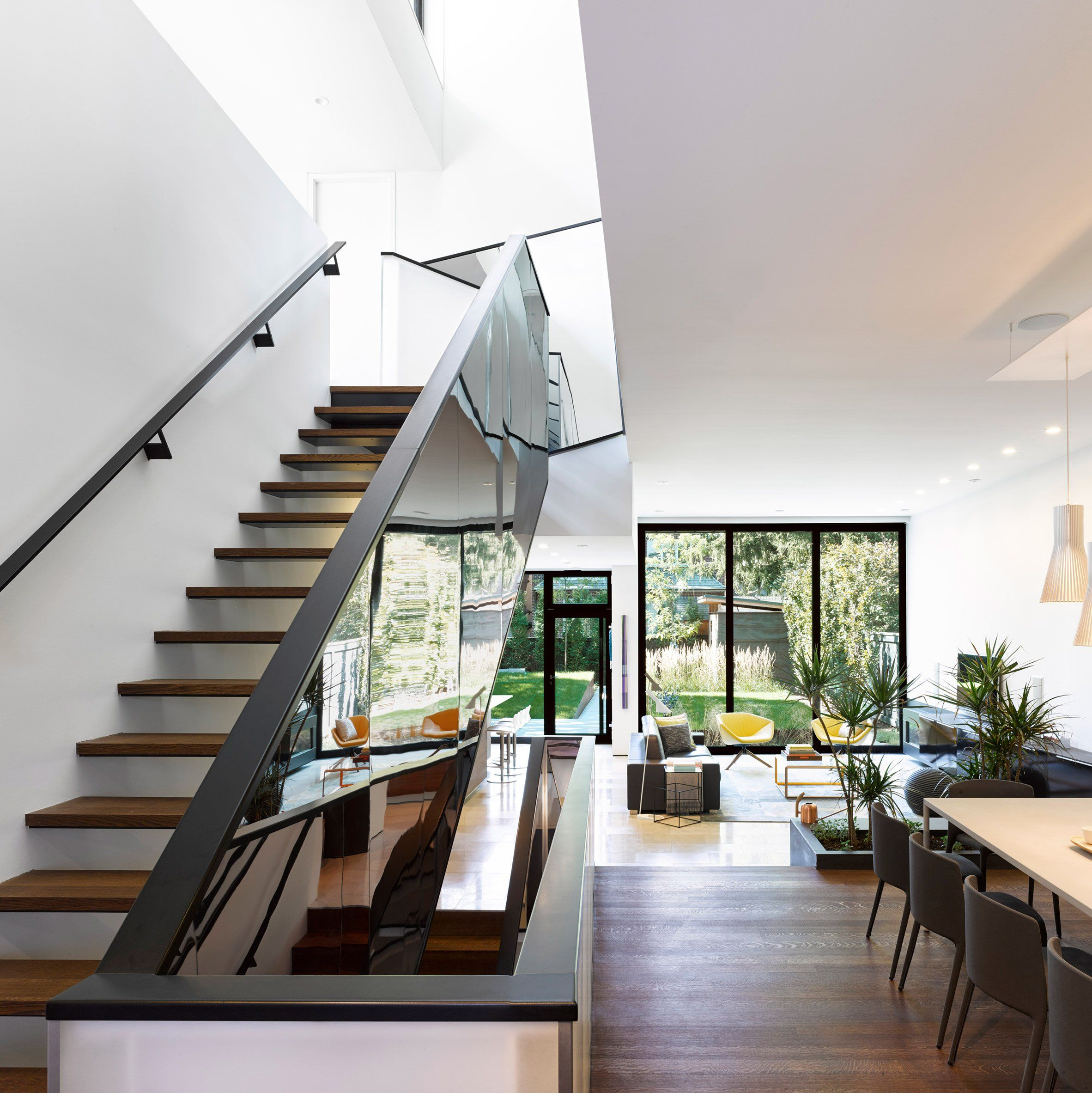 Top 50 Best Wood Stairs Ideas: Dezeen Roundups: Best Staircases Of 2017