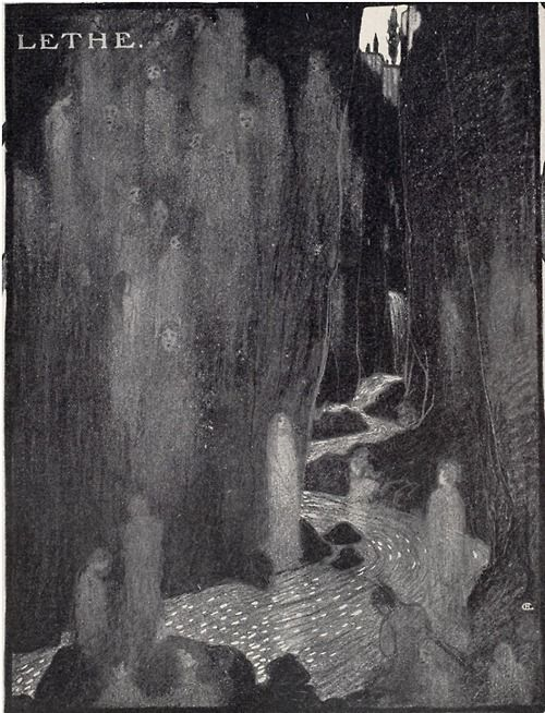 Jugend, 1899  Illustration by Hans Christian Andersen