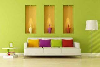 Warna Cat Pastel Untuk R Contoh Rumah