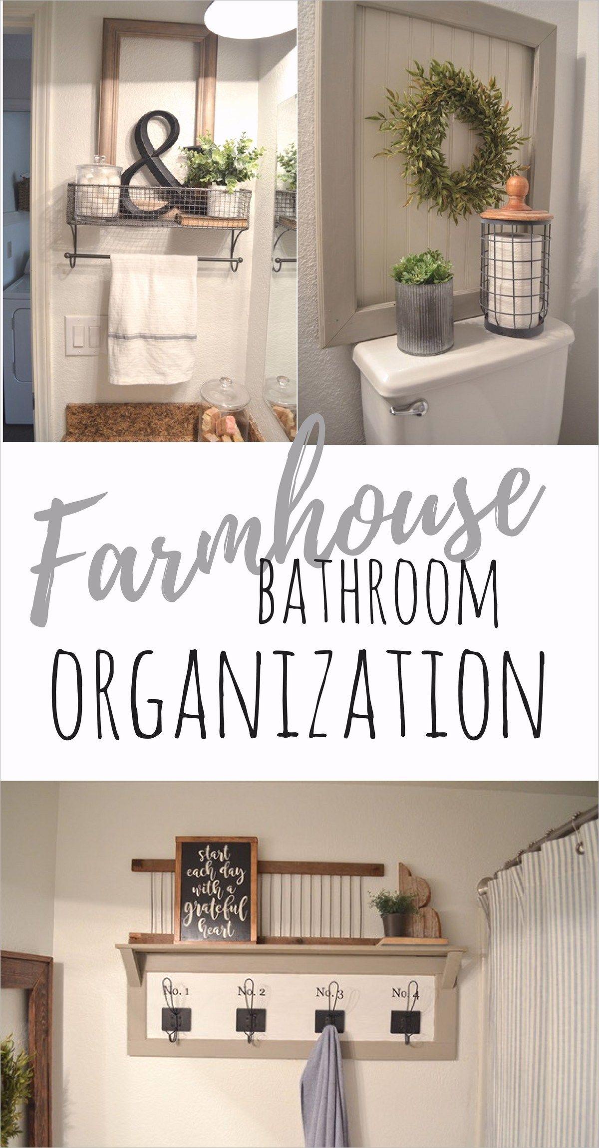 40 Best And Cheap Farmhouse Bathroom Accessories 61 Farmhouse Bathroom Organizers Farmhouse Bathroom Decor Bathroom Decor