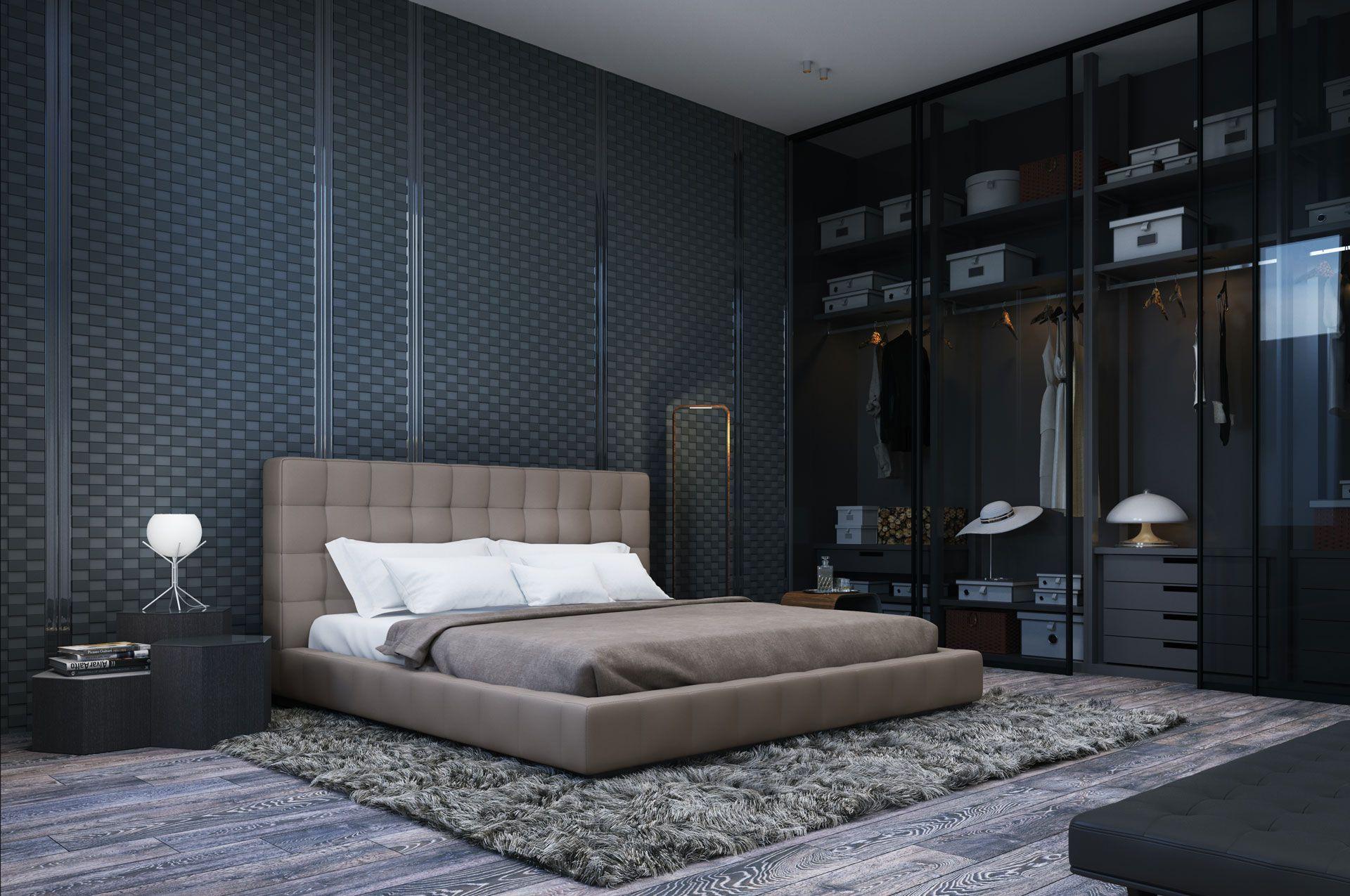 Modloft thompson queen bed mdq official store best home